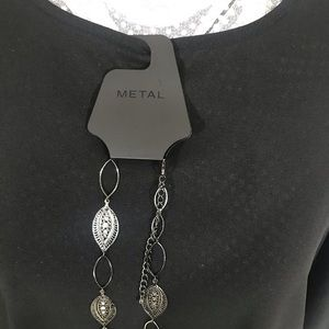 METAL Jewelry - METAL Necklace